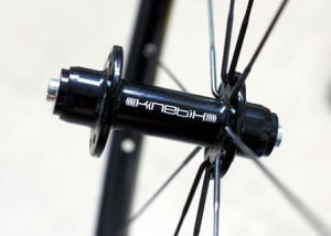Kinetix 20h front hub for Brompton