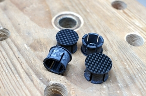 Schmolke Bar Plugs for Flatbar TLO